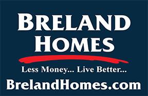 Breland Homes logo