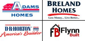 Featured Pensacola Builders logos