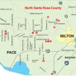 North Santa Rosa map